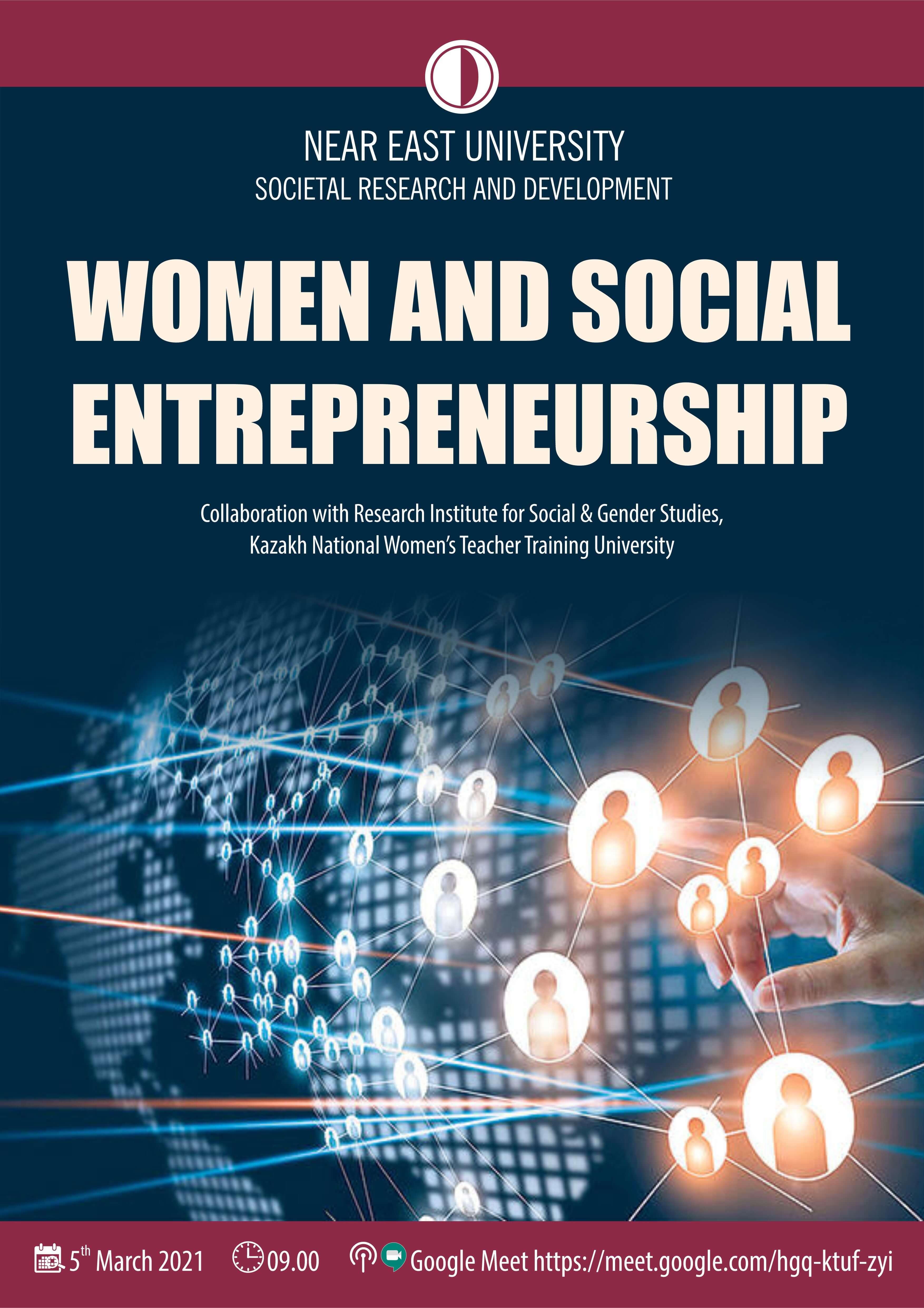 Women and Social Entrepreneurship